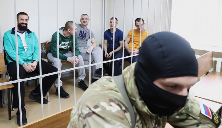 Зеленский не рассматривает возможность обмена моряков, задержанных в Керченском проливе