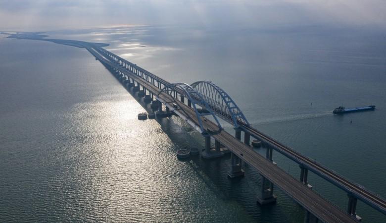 СМИ: Путин на поезде откроет железнодорожное движение по Крымскому мосту