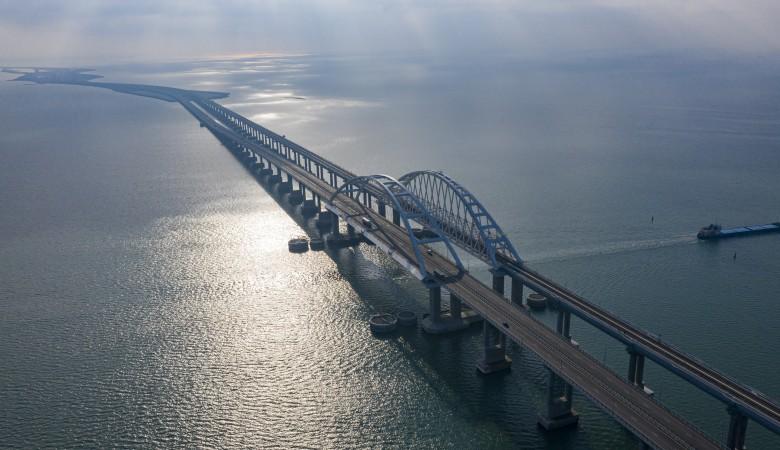 За майские каникулы по по Крымскому мосту проехало 170 тысяч человек