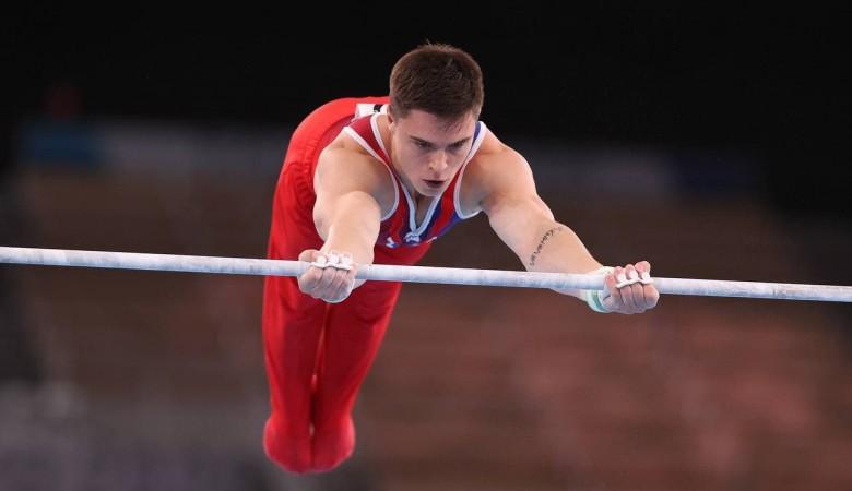 Российский гимнаст Никита Нагорный завоевал еще одну бронзу Олимпиады