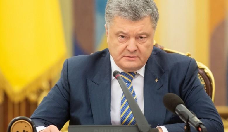 Порошенко признался в организации диверсии в Крыму