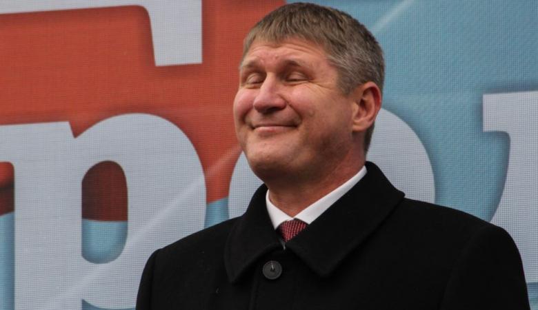 Шеремет опроверг свои слова о запуске энергомоста в Крым