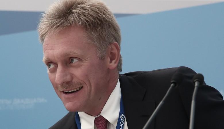 Песков рассказал, что Путин хорошо играет в геополитические шахматы