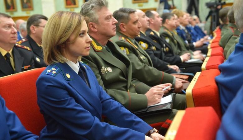 Наталья Поклонская опровергла слухи о назначении в Крым