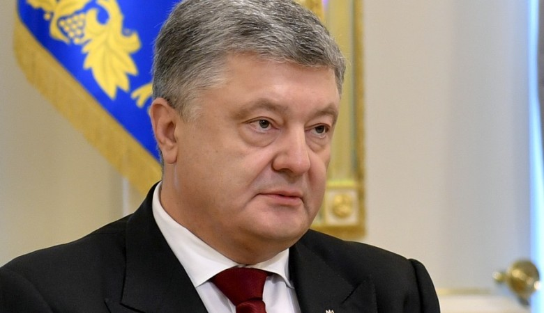 Экс президент Украины Петр Порошенко пообещал отобрать Крым у Украины за год