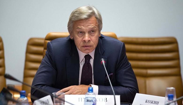 Пушков оценил заявления нового главы МИД Украины по разрешению кризиса в Донбассе