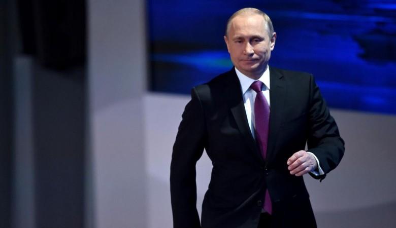 В Кремле не комментируют лидерство Путина в рейтинге самых влиятельных людей Forbes