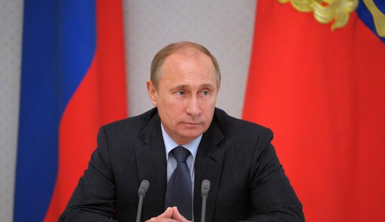 Путин выразил соболезнования Эрдогану в связи с гибелью турецких военных из-за теракта