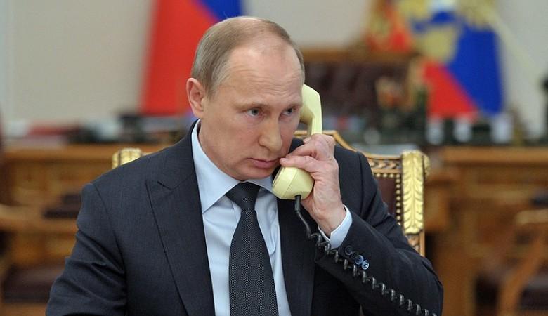 Путин и папа Франциск обговорили вопрос защиты христиан в зонах конфликтов