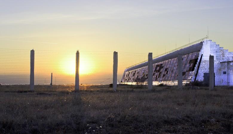 Под Севастополем восстановят радиолокационную станцию системы предупреждения о ракетном нападении