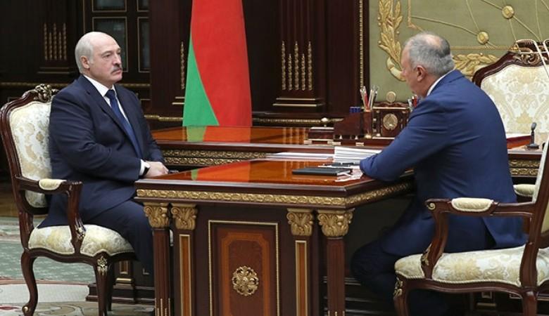Лукашенко доложили о сроках парафирования программы по интеграции в СГ