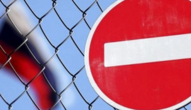 Украина ввела новый пакет санкциий против российских бизнесменов и чиновников