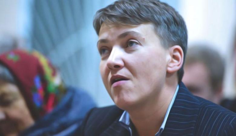 Савченко рассказала о своей роли в «украинизации» России