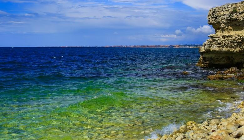 В Крыму определили самое теплое море