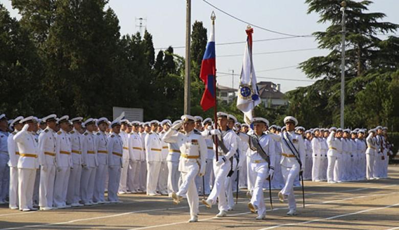 В Севастополе отметили 80-летие бригады кораблей охраны водного района ЧФ