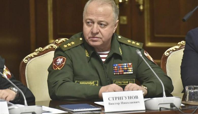 Первым замглавы Росгвардии назначен Виктор Стригунов