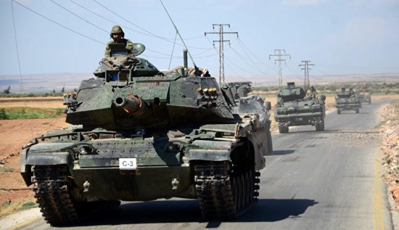 Дамаск считает присутствие турецких войск на территории Сирии агрессией