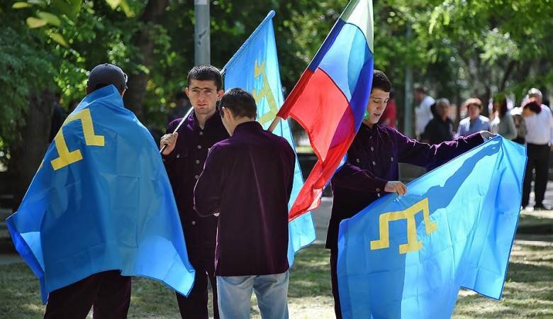 Только 17% крымских татар связывают свои надежды с Украиной