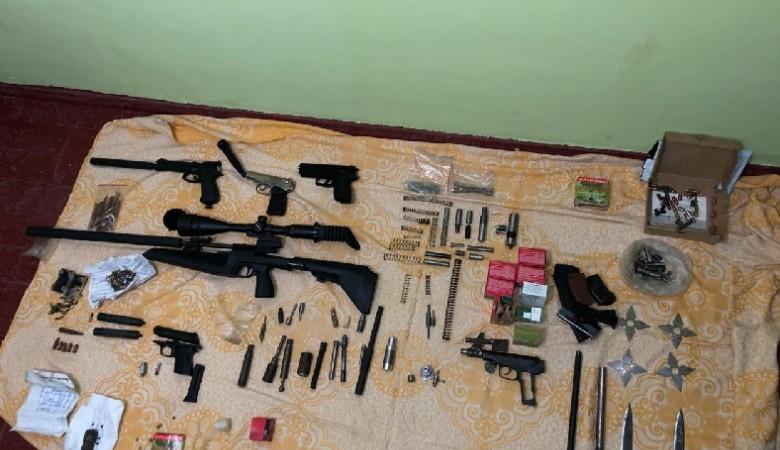 Севастопольского токаря подозревают в производстве оружия