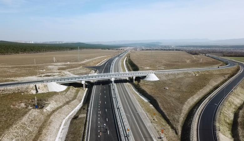 В Крыму начали проектировать съезды с трассы к курортным городам