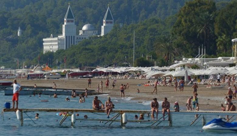 Россияне вновь предпочитают отдых в Турции