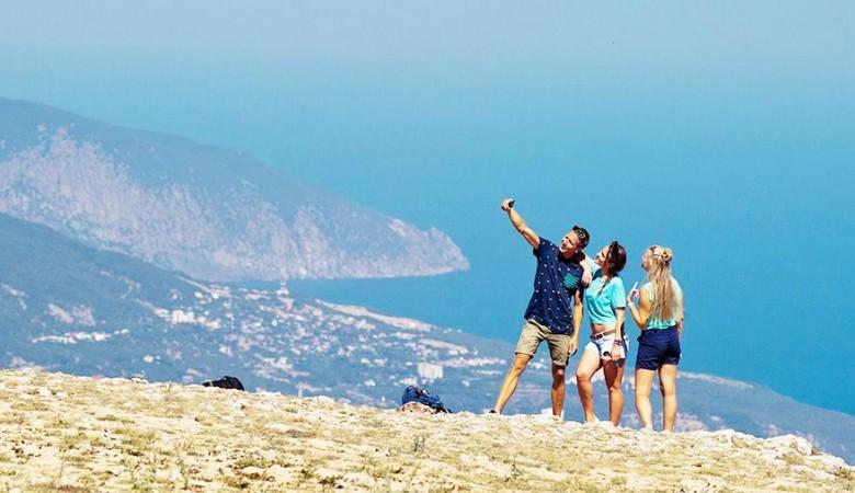 Туристы смогут оценить отдых в Крыму с помощью хештега