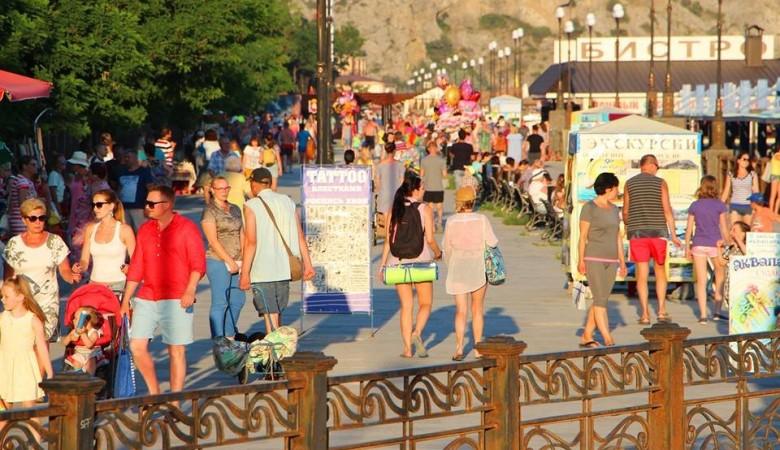 Стрельбицкий: каждый четвертый турист выберет Восточный Крым