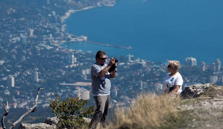 Туристический поток в Крым в первом квартале 2019 года вырос на треть