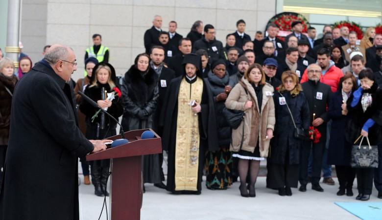 Тюркеш: организаторы преступления не убили Карлова, а вписали его имя в историю