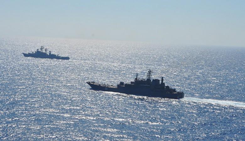 Корабли ЧФ проведут морской бой в ходе учений в Черном море