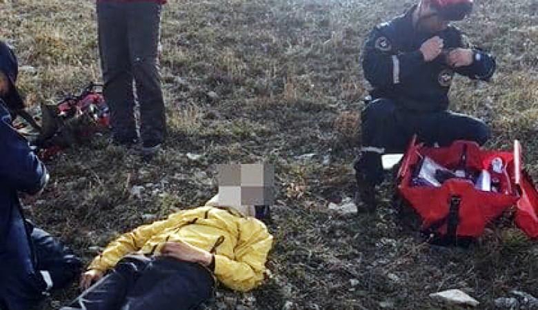 Два парапланериста столкнулись в воздухе и упали с высоты в Крыму