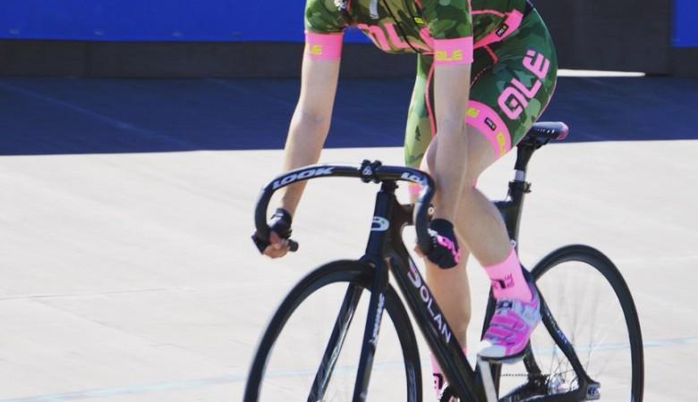 Велосипедистка из Симферополя установила рекорд России