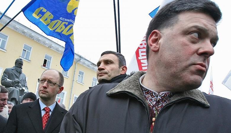 У Тягныбока и Кличко амнезия, а Яценюк игнорирует повестки ГПУ