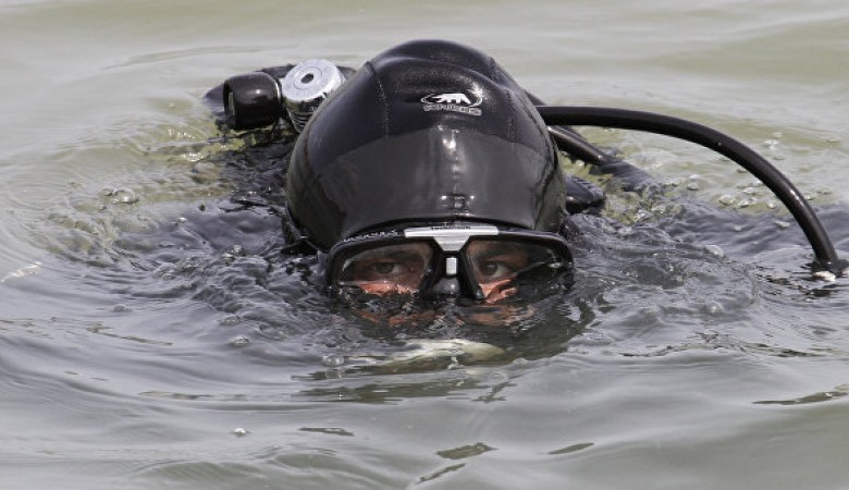 Корабль ВМС Турции прекратил поиск двух пропавших грузинских водолазов