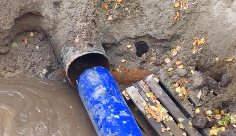 В Севастополе начался «глобальный» ремонт водовода