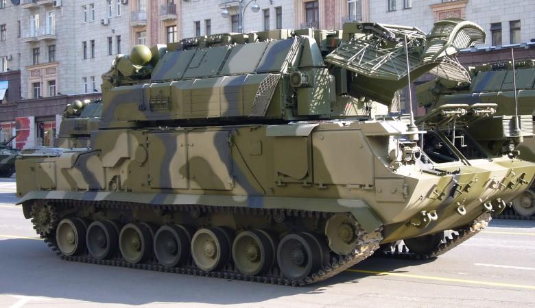 ВСУ провели учения рядом с Крымом