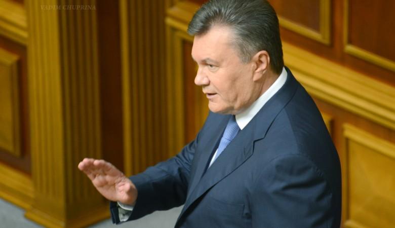 Украинская прокуратура начнет процедуру  экстрадиции Виктора Януковича