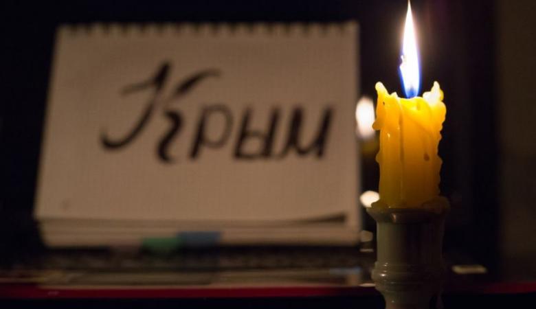 Подачу электроэнергии жителям Симферополя сократили с 12 до 4 часов в сутки