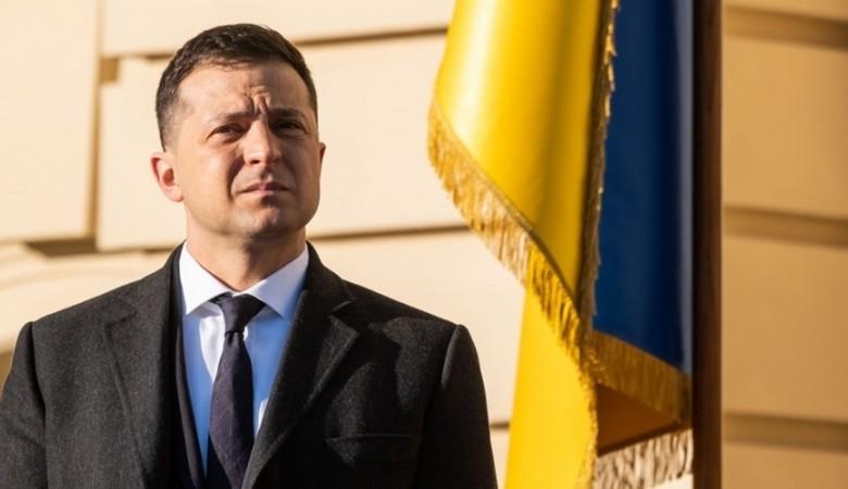 Президент Украины Владимир Зеленский: Крым «никогда не будет русской территорией»